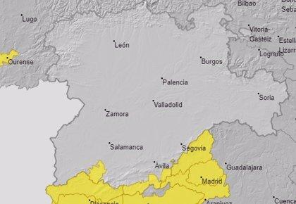 El sur de Ávila y de Salamanca estarán mañana en riesgo por temperaturas de hasta 37 grados