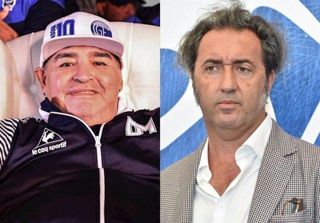Maradona estudia demandar a Paolo Sorrentino y a Netflix por el título de la película 'La mano de Dios'