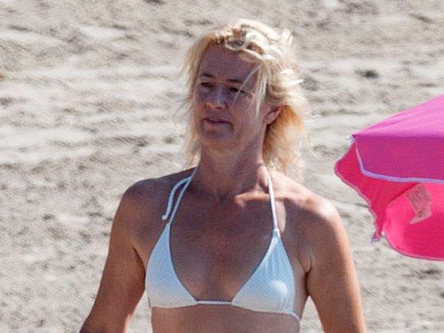 Imagen de archivo de Ana Duato disfrutando de sus vacaciones en Ibiza el verano pasado