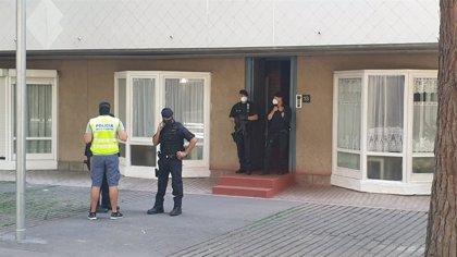 Los dos supuestos yihadistas detenidos en Barcelona pasarán mañana a disposición judicial