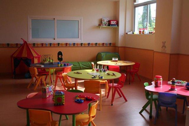 Imagen de archivo de un centro de atención infantil temprana.
