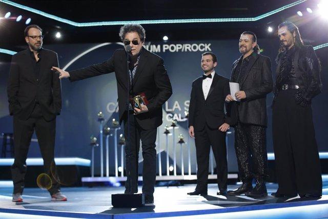 The 20th Annual Latin GRAMMY Awards