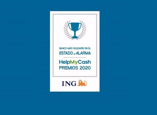 Premios HelpMyCash 2020.