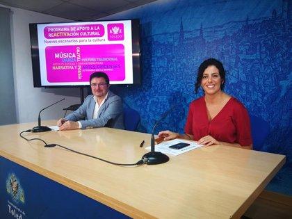 Toledo abre este jueves el plazo para presentar proyectos a su Programa de Reactivación Cultural