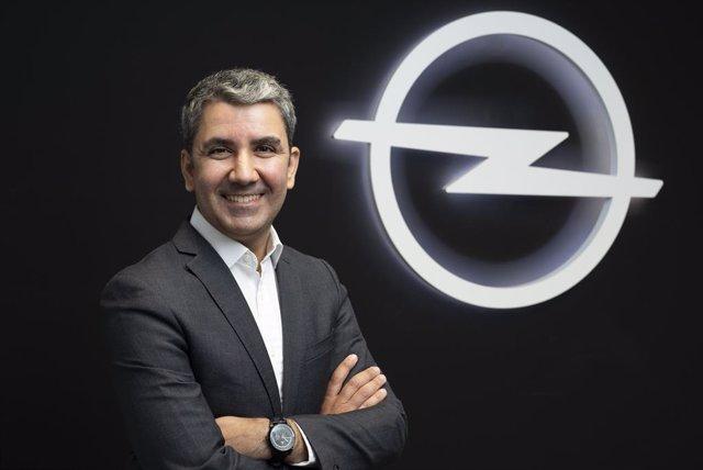 Rui Costa, nuevo director general de Opel Bank Sucursal en España.