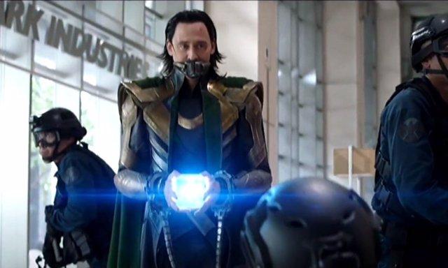Loki en Vengadores: Endgame