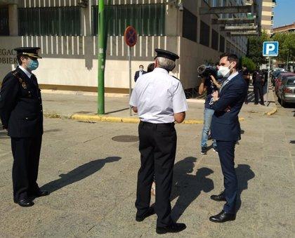 Rafael Pérez dice que Interior decidirá sobre el tercer tramo de equiparación salarial entre policías y guardias civiles