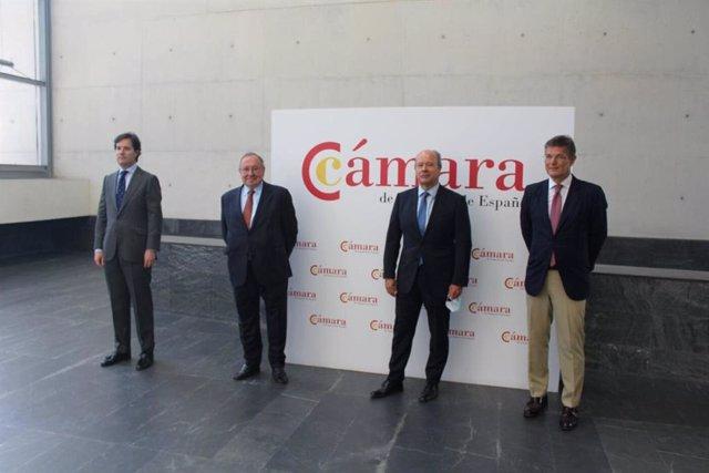 Presentación del Centro de Mediación Empresarial de la Cámara de Comercio