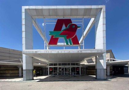 Auchan Retail se alía con Glovo para la entrega a domicilio en España, Portugal, Polonia y Ucrania