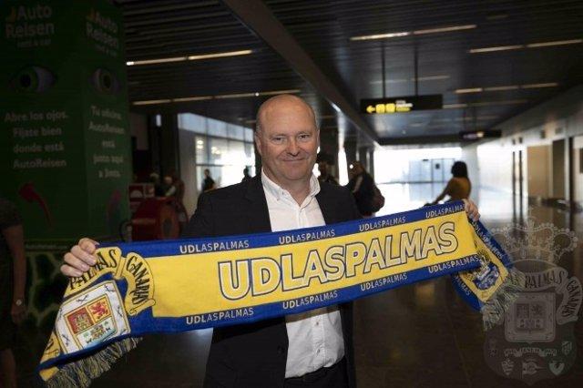 Fútbol.- Pepe Mel renueva una temporada con Las Palmas