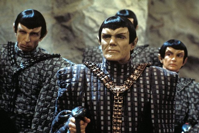 Maurice Roëves en Star Trek: La nueva generación