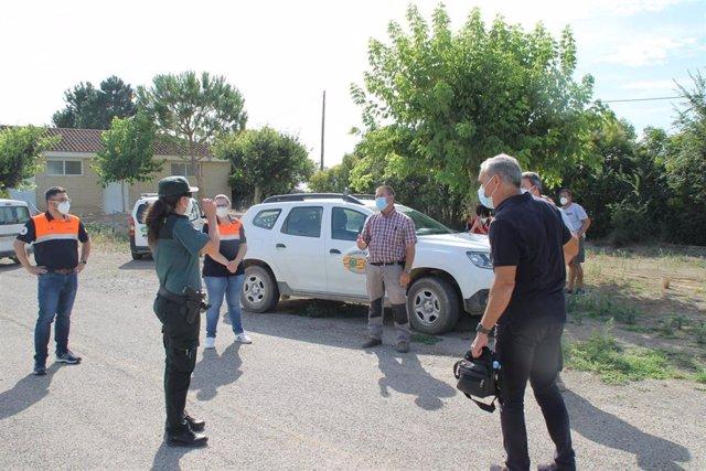 La reunión ha tenido lugar en Albalate de Cinca