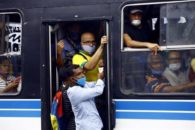 """Venezuela.- El CNE dice que un """"aumento incontrolado"""" de los casos de COVID-19 p"""