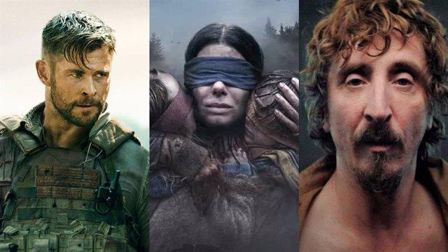Las películas más vistas de Netflix