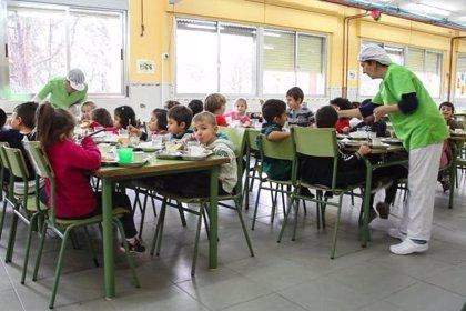 Más de 6.600 alumnos se beneficiarán de la beca de comedor este verano en C-LM