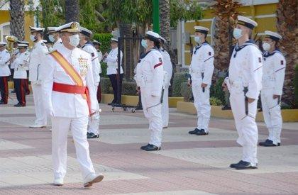 La Armada celebra el Día de la Virgen del Carmen en Cartagena