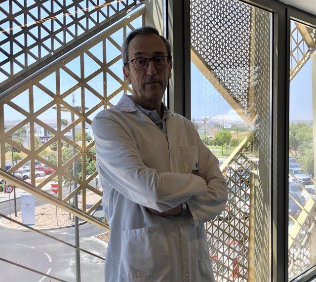 El jefe de servicio de Cardiología del Hospital Quirónsalud Córdoba, Manuel Anguita