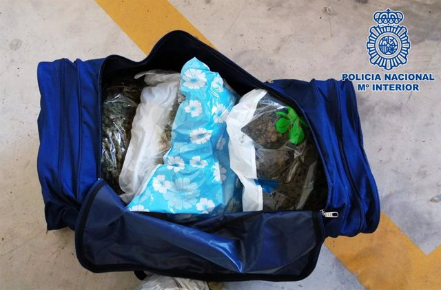 Nota De Prensa La Policía Nacional Desarticula Un Grupo Criminal Dedicado Al Tráfico De Drogas Que Se Abastecía Con La Marihuana Cultivada En Toledo