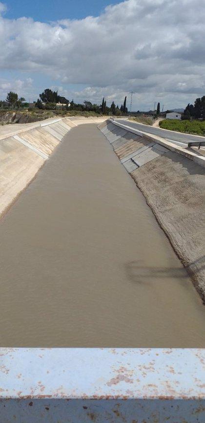 """El Gobierno murciano recurre la decisión de trasvasar """"menos agua de la que correspondía"""" en noviembre"""