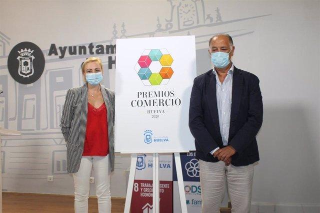 Presentación Premios al Comercio de Huelva 2020.