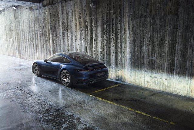 El nuevo Porsche 911 Turbo.