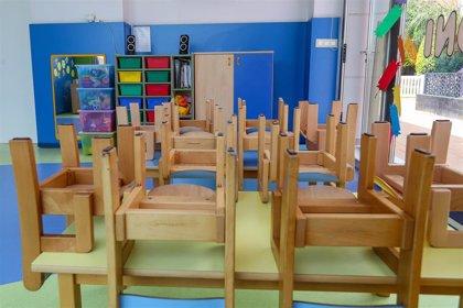 Los alumnos de Infantil y Primaria de Ceuta sólo tendrán 3 horas de clase presencial al día el próximo curso