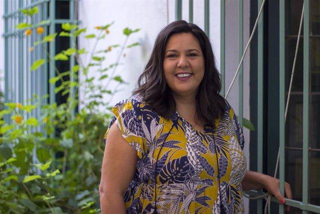 La vicepresidenta primera de la Diputación y delegada de Asistencia Económica con los Municipios y Mancomunidades, Dolores Amo