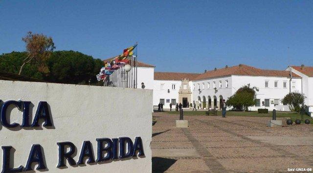 La Universidad Internacional De Andalucía (UNIA), En Su Sede De La Rábida.
