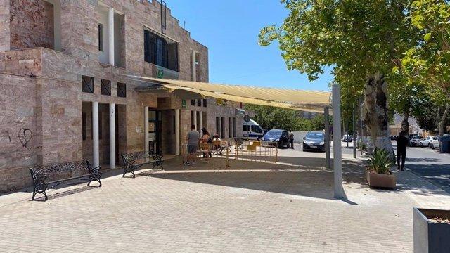 Centro de salud de Berja (Almería)