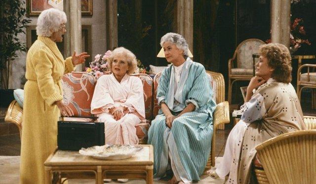Las chicas de oro, serie de la NBC