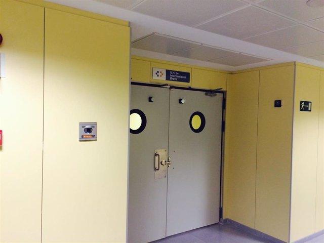 Nueva Unidad de Internamiento Breve del Hospital de Fuerteventura