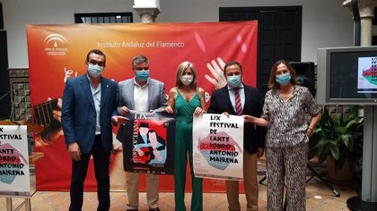 """Del Pozo resalta """"la defensa y puesta en valor del flamenco como eje de la Consejería de Cultura"""""""