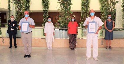 El Hospital San Juan de Dios del Aljarafe logra la certificación de calidad 'Óptima' en Medicina y Radiología