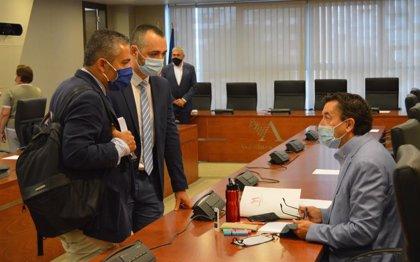 Ciudadanos da luz verde a otras 11 enmiendas consensuadas al proyecto de Ley de Protección del Mar Menor