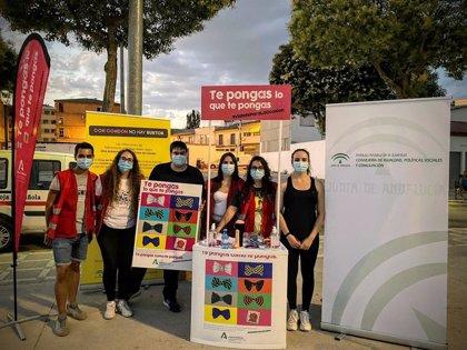 La campaña de salud sexual del IAJ inicia su recorrido provincial en Alcalá la Real