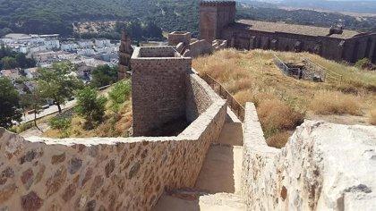 El Castillo de Aracena (Huelva) avanza hacia la apertura del Flanco Norte que se unirá al recorrido por el Alcázar