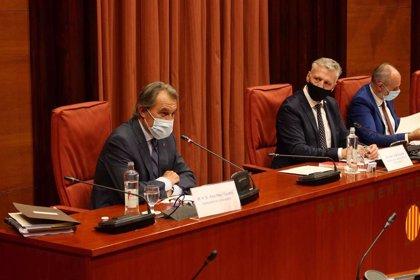 """Artur Mas admite que el caso Palau motivó en parte su renuncia """"a todo"""" políticamente"""
