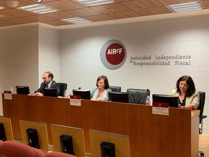 """AIReF avisa del """"aumento del riesgo de la sostenibilidad financiera"""" de Madrid a partir de 2021 por la crisis del Covid"""