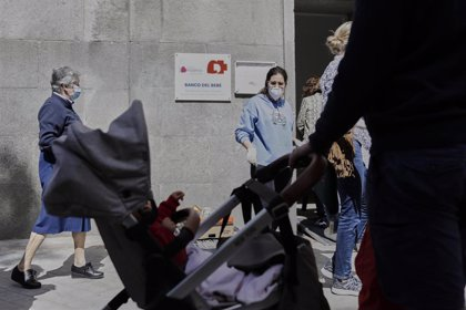Medio millón de madrileños se encuentra en una situación de pobreza severa, según un informe