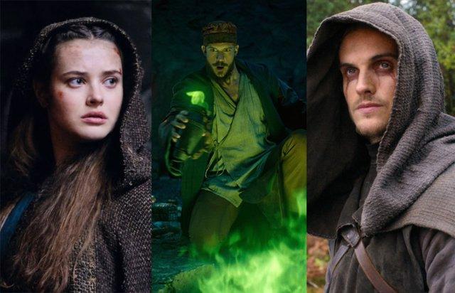 Todo lo que debes saber antes de ver Maldita (Cursed), la nueva serie de Netflix