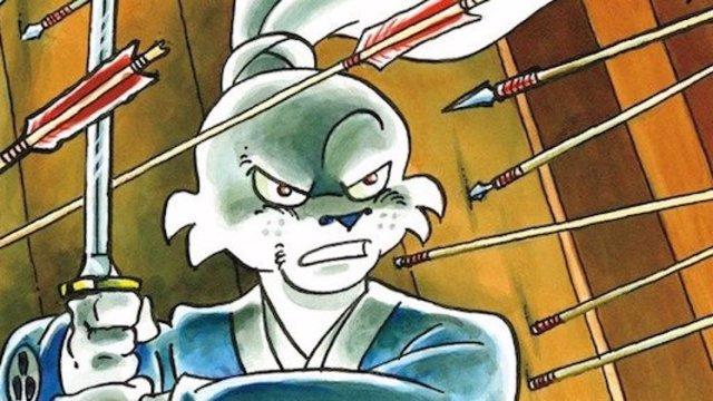 Netflix convertirá en serie Samurai Rabbit: The Usagi Chronicles, el mítico cómic de Stan Sakai