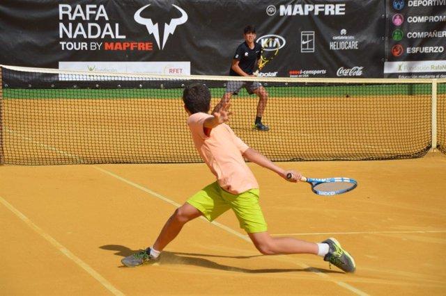 Tenis.- El Rafa Nadal Tour by Mapfre retoma la competición este sábado en Madrid