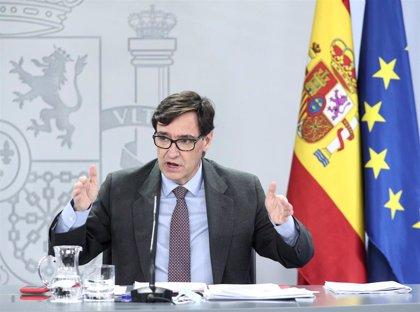 """Illa asegura que la """"mayoría"""" de los brotes están controlados, pero le preocupa Aragón y Cataluña"""