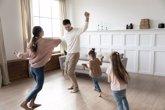 Foto: Ideas para entrenar jugando con los niños