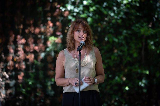 La tercera tinent d'alcalde d'Agenda 2030 de Barcelona, Laia Bonet