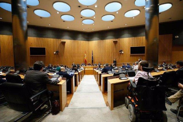 Sesión constitutiva de la Comisión para la Reconstrucción Social y Económica de España tras el coronavirus