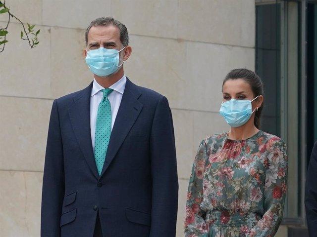 Los Reyes Don Felipe y Doña Letizia visitan el País Vasco