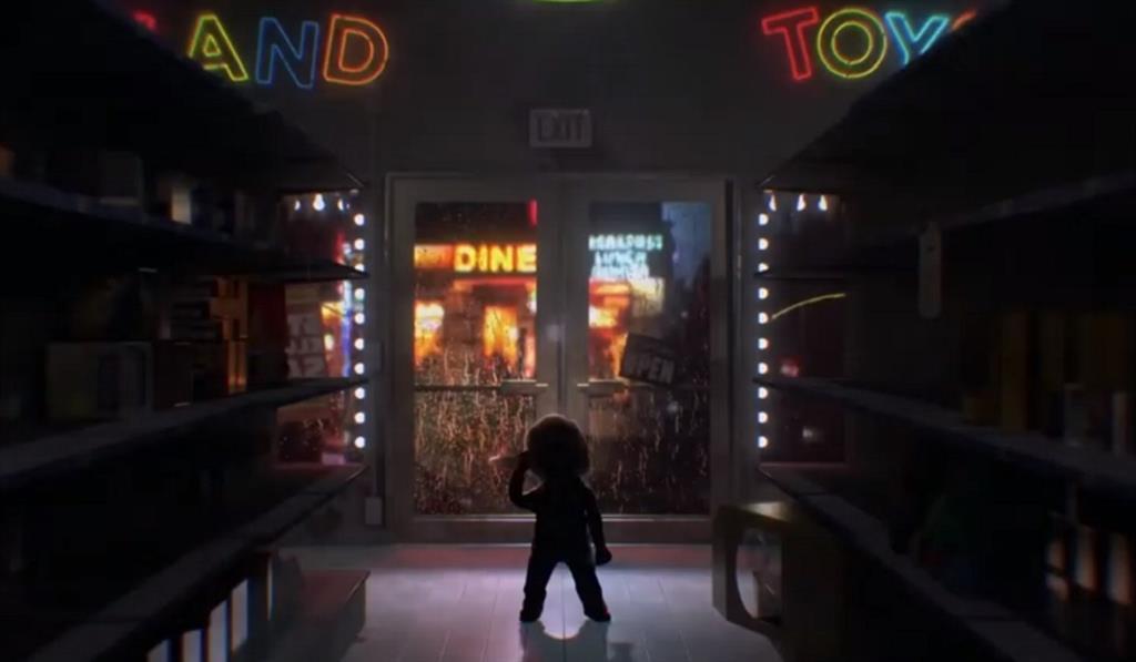 """Los fans enloquecen con el tráiler de Chucky, la serie de El Muñeco  Diabólico: """"He estado llorando todo el día"""""""