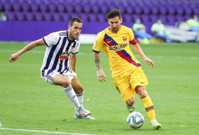 Fútbol.- Kiko Olivas (Valladolid) no volverá a jugar hasta 2021 por una grave le