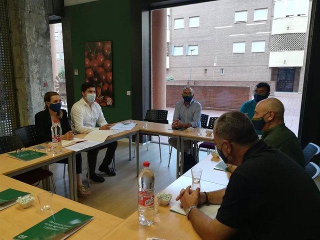 Granada.- Cs incide en la defensa integral de la agricultura y la ganadería para